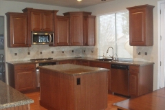 Remodeling IN Carmel Kitchen